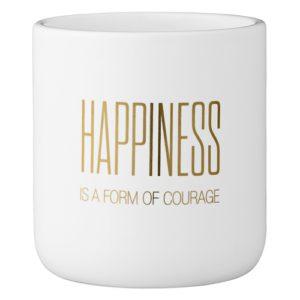 doniczka ozdobna Happiness