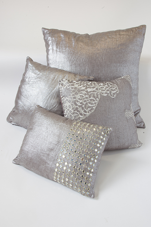 zestaw poduszek