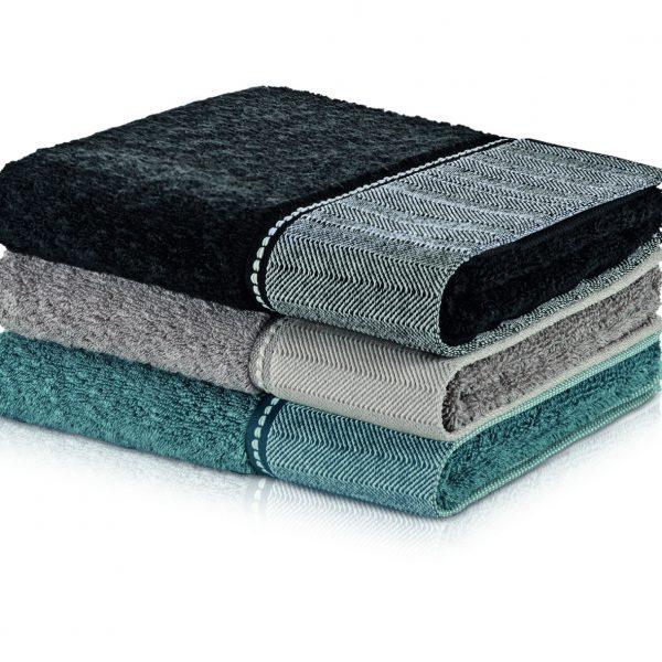 zestaw ręczników