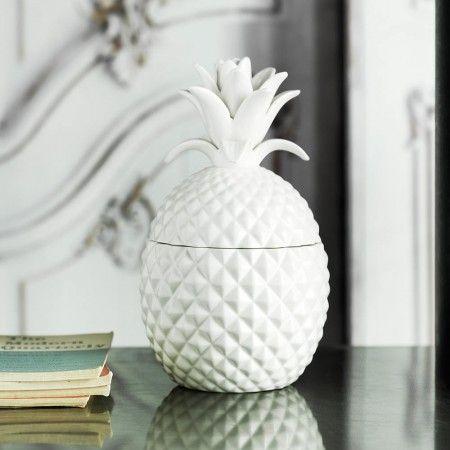 pudełko w kształcie ananasa