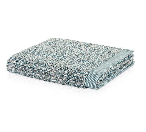 zielony ręcznik