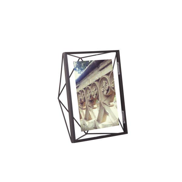 ramka na zdjęcia 13x18 5x7 umbra prisma kolor czarny