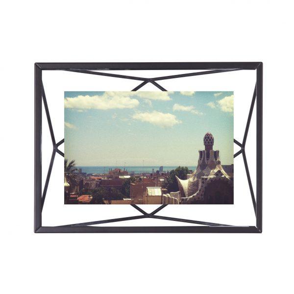 czarna ramka na zdjęcia Prisma 4x6 10x15