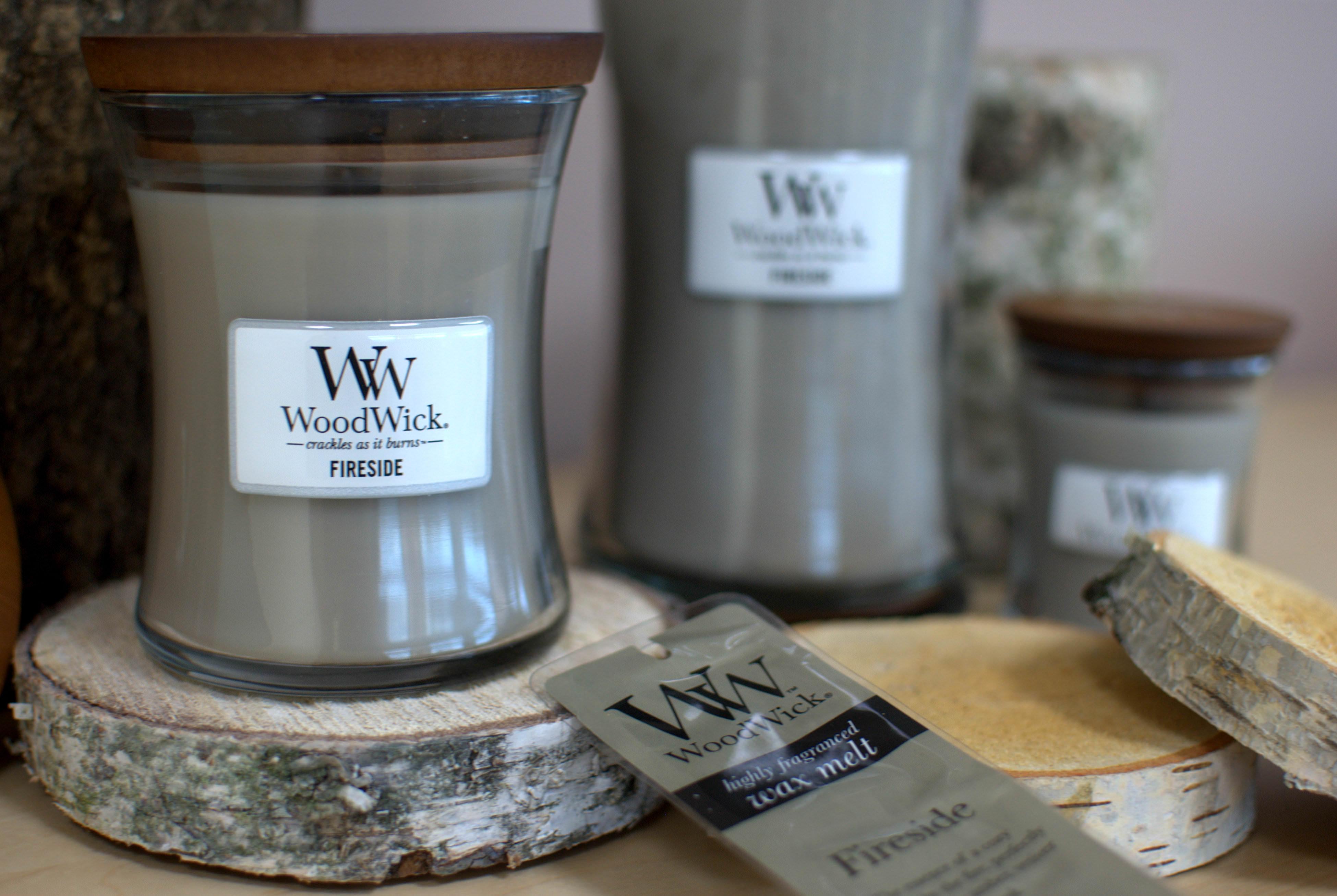 woodwick core swieca zapachowa