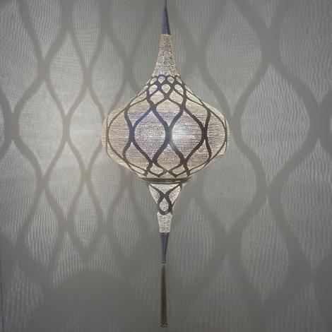Lampa marokańska wisząca