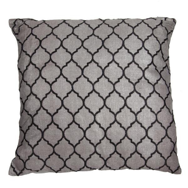poduszka ozdobna lniana Femke kwadratowa