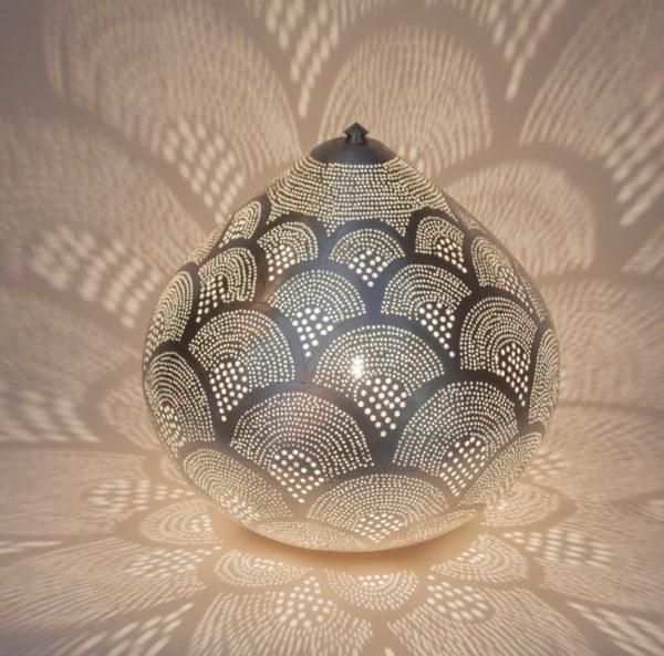 Orientalna Lampa Stołowa