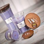 woodwick core swieca zapachowa z drewnianym wiekiem