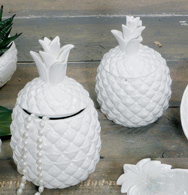 ananas ceramiczny