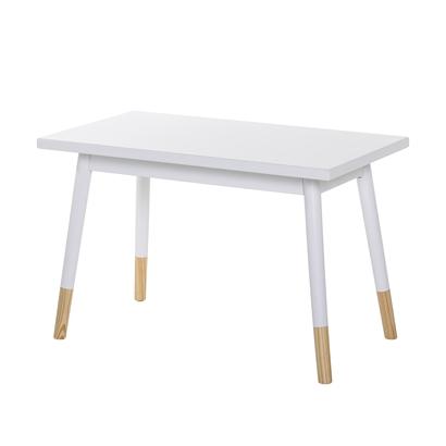 stolik biały dla dzieci