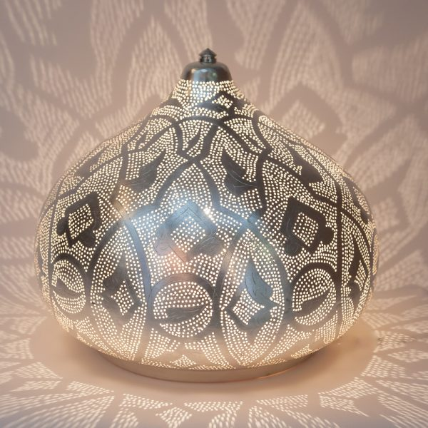 lampa stołowa marokańska