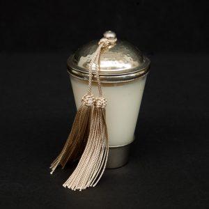 zapachowa świeca sojowa