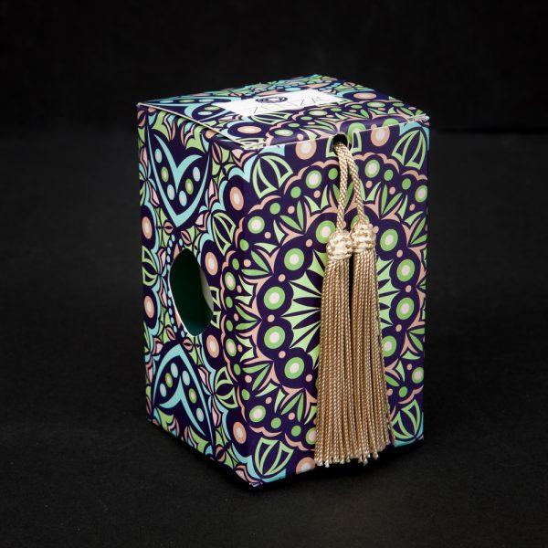 marokańskie świeczki zapachowe AMBRA PIŻMO