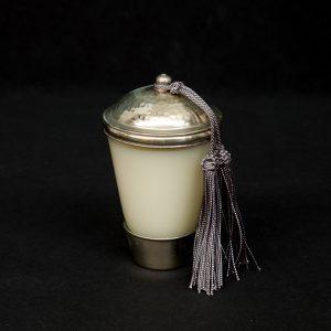 Zapach orientu dzięki luksusowa świeczce z maroka