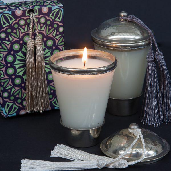 marokańska świeczka zapachowa