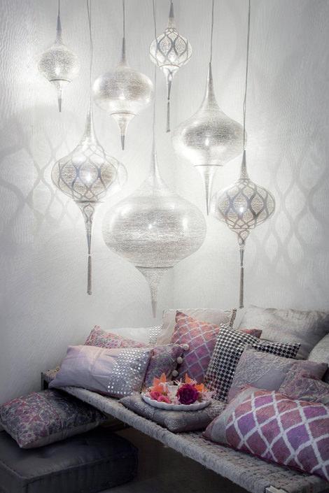 poduszki akcesoria lampy marokanskie