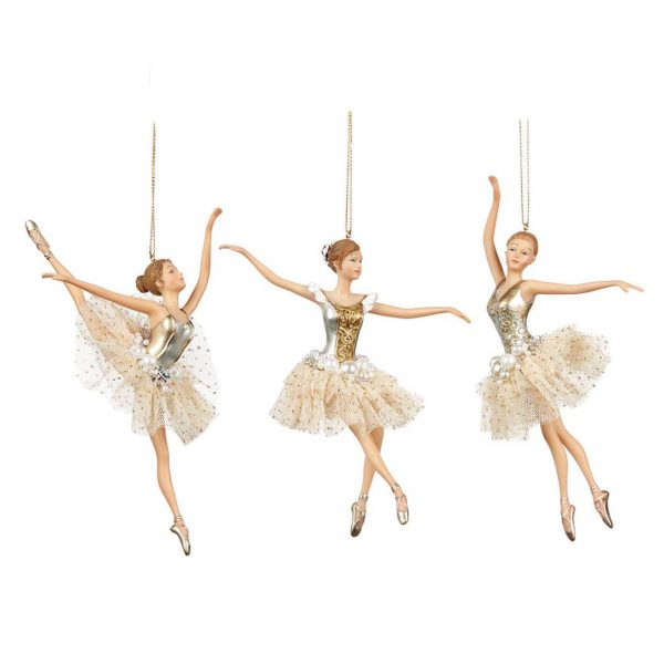 baletnice dziewczynki sukienki tiulowe dekoracje wiszące