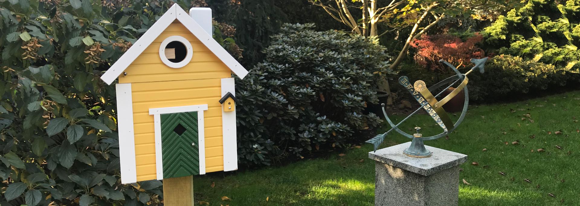 Skandynawskie Karmniki dla Ptaków