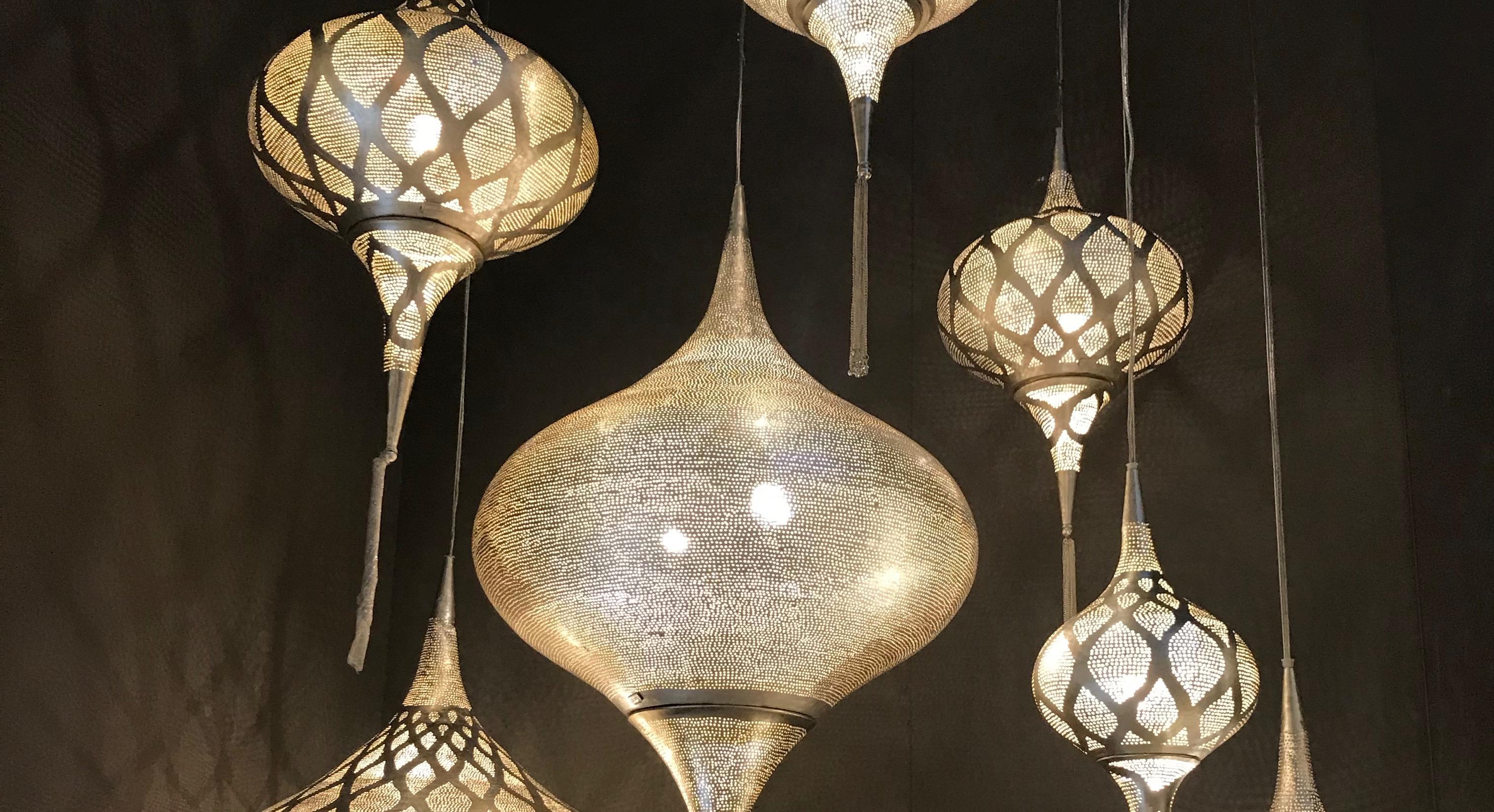Marokańskie Lampy