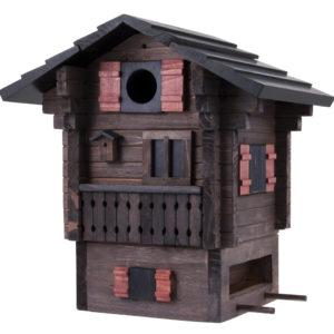 Wildlife garden budka lęgowa i karmnik dla ptaków